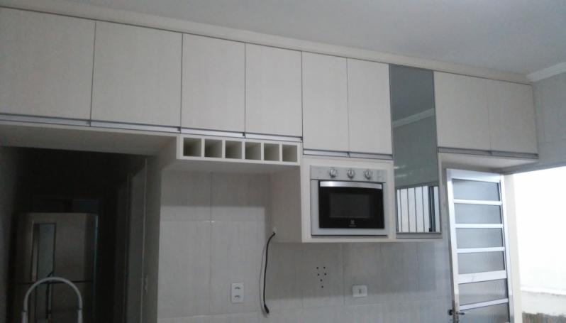 Armário Planejado Cozinha Preço Votorantim - Armário Planejado Apartamento