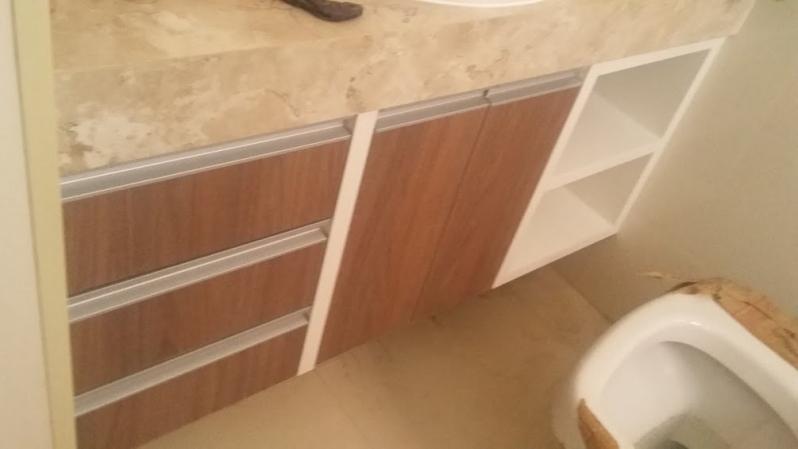 Armário Planejado para Banheiro Moderno Preço Jardim Santa Rosália - Armário Planejado para Cozinha Pequena