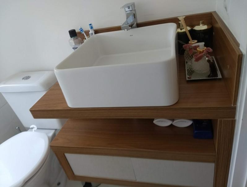 Armários Planejados para Banheiro Condomínio Sinfonia - Armário Planejado para Cozinha Pequena
