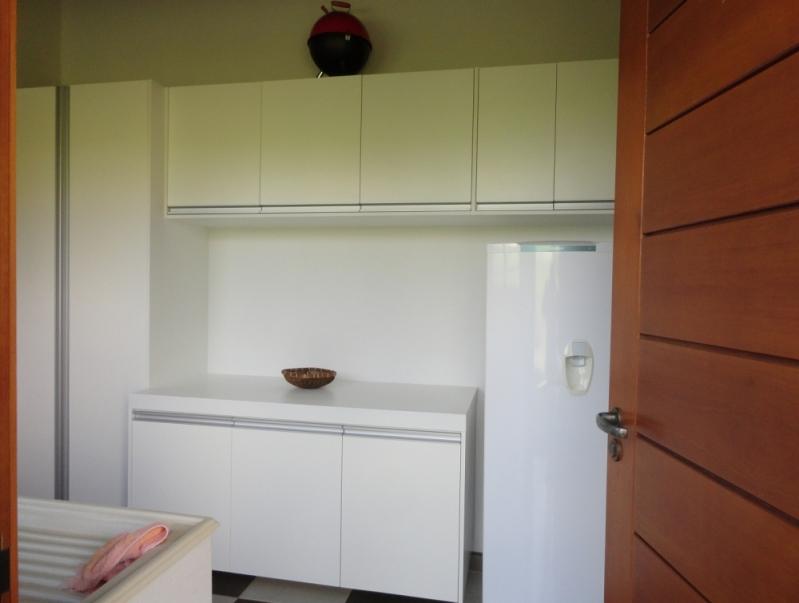 Armários Planejados para Cozinha Pequena Vila Fiore - Armário Planejado para Cozinha