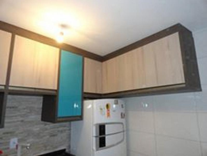 Cozinha Planejada Apartamento Mrv Preço Vila Leão - Cozinha Planejada