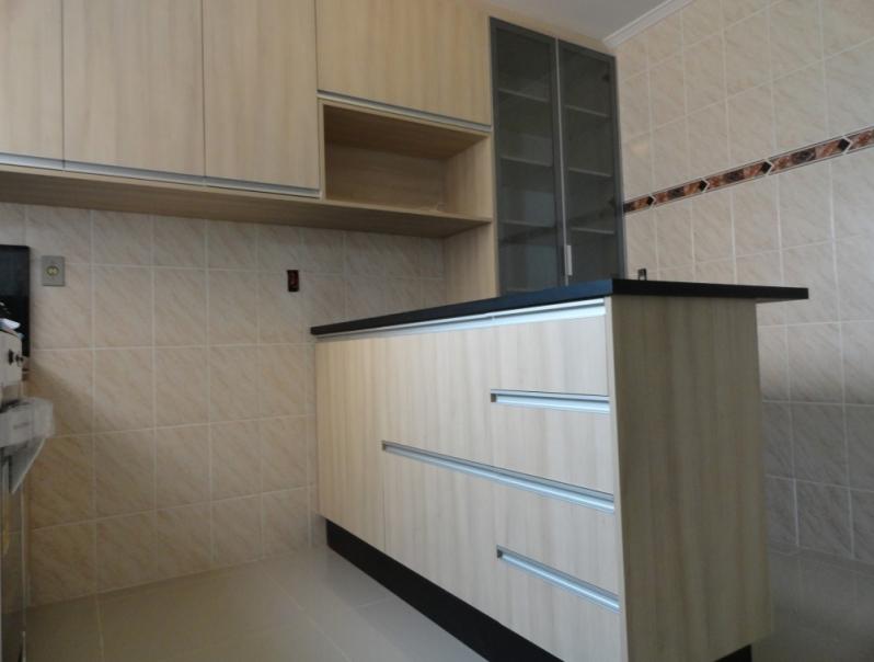 Cozinha Planejada Vila Jardini - Cozinha Planejada Branca