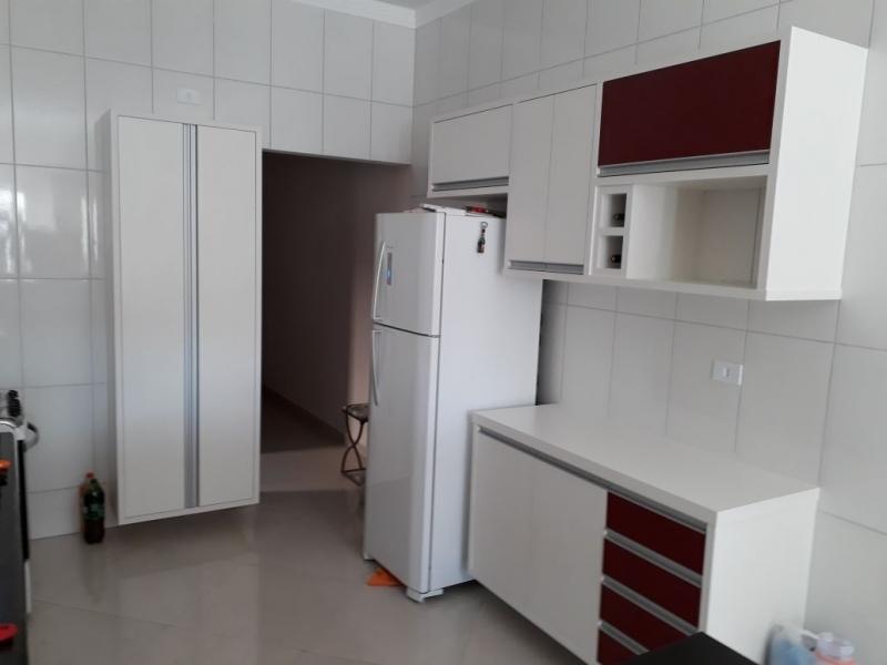 Cozinhas Planejadas de Apartamento Vila Gabriel - Cozinha Planejada com Ilha