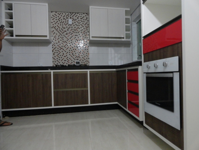 Móveis Planejados Cozinha Preço  Brotas - Móveis Planejados para Quarto