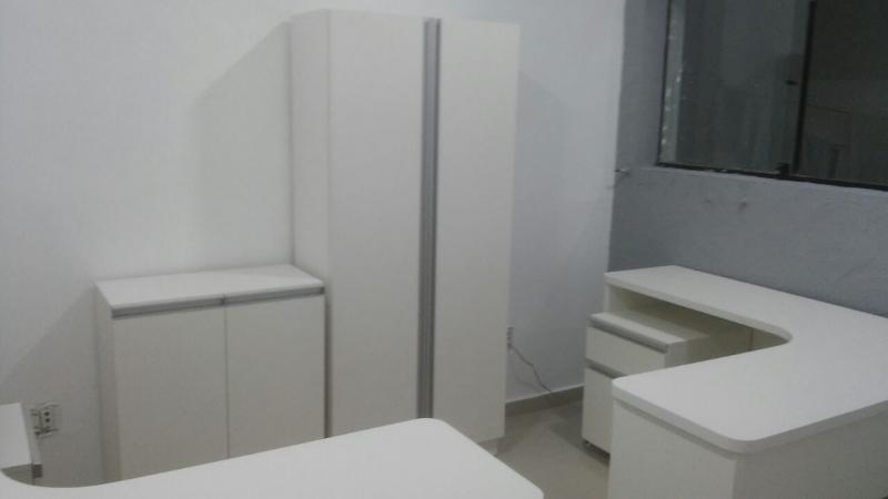 Móveis Planejados de Escritório Valor Condomínio Residencial Trivoli - Móveis Planejados Cozinha