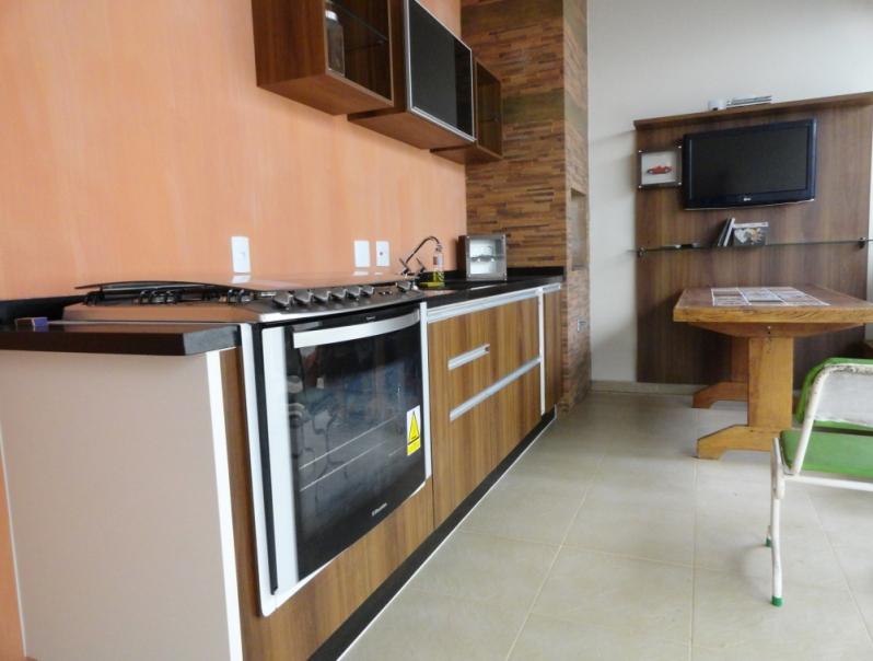 Móveis Planejados de Madeira Valor Wanel Ville - Móveis Planejados Cozinha