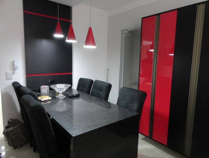 Móveis Planejados para Cozinha Parque Campolim - Móveis Planejados Apartamento Pequeno