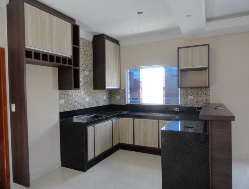 Onde Encontro Cozinha Planejada com Ilha Parque Ouro Fino - Cozinha Planejada Apartamento