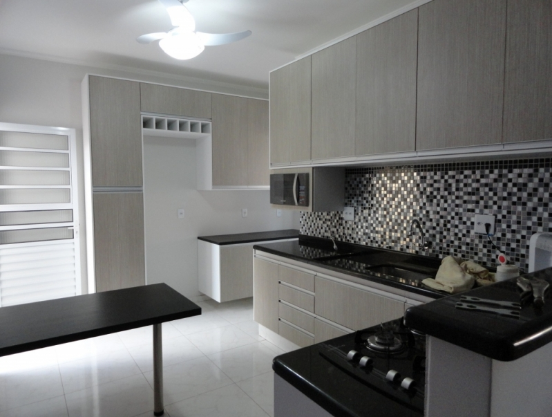Onde Encontro Móveis Planejados Cozinha Residencial Tivoli Parque - Móveis Planejados para Cozinha