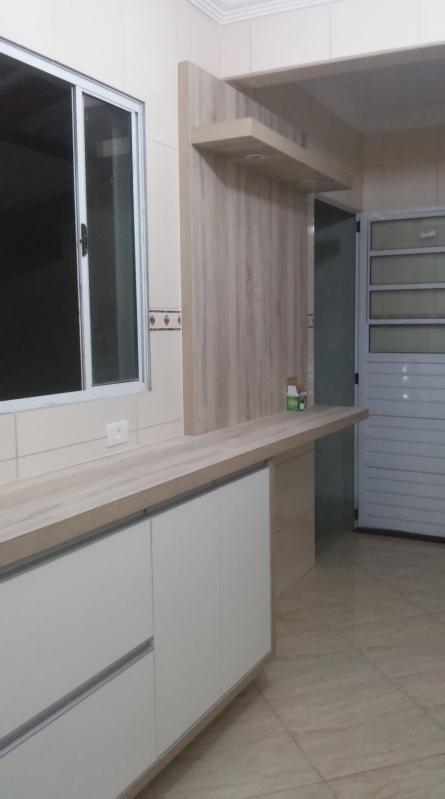 Quanto Custa Cozinha Planejada com Balcão Jardim Gutierrez - Cozinha Planejada com Ilha