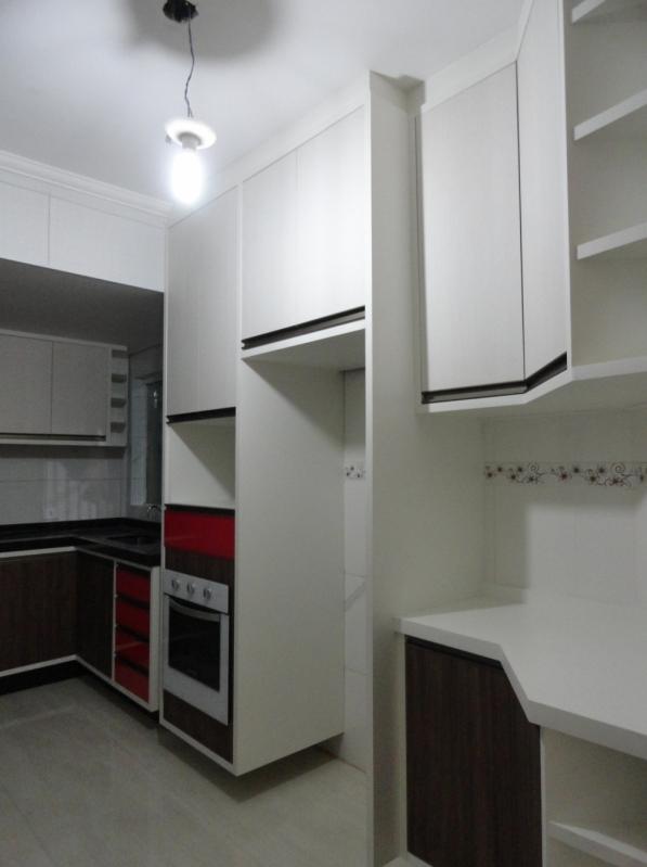 Quanto Custa Móveis Planejados Armário de Cozinha Recreio dos Sorocabanos - Móveis Planejados de Alto Padrão