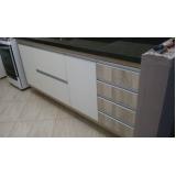 armário planejado cozinha pequena preço Vila Leão