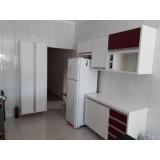 armário planejado cozinha pequena valor Vila São Caetano