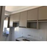 armário planejado para cozinha Condomínio Residencial Trivoli