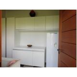 armários planejados para cozinha pequena Jardim Maria Eugênia