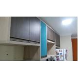 armários planejados para cozinha Cesário Lange