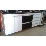 cozinha planejada apartamento mrv Vila Progresso