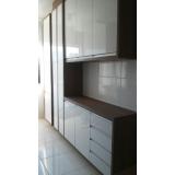cozinhas planejadas apartamento Lopes de Oliveira