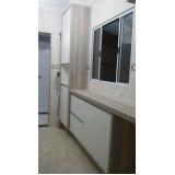 cozinha planejada de apartamento
