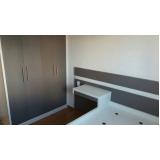 dormitório planejado de solteiro preço Barra Bonita