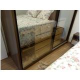 dormitório planejado para apartamento Vila Assis