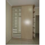 dormitório planejados apartamentos pequenos Alumínio