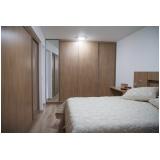 dormitórios planejados casal pequeno Cerqueira Cesar