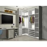 dormitórios planejados de canto Bariri