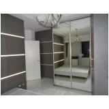 dormitórios planejados para apartamento Jardim Santa Rosália