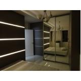 dormitórios planejados solteiro masculino Wanel Ville
