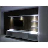 home theater planejado apartamento valor Itirapina