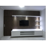 home theater planejado grande Itirapina