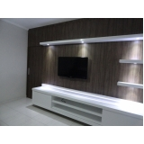 home theater planejado valor Lopes de Oliveira