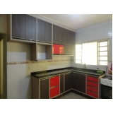 móveis planejados armário de cozinha valor Parque Manchester