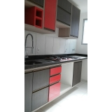 móveis planejados armário de cozinha Parque Campolim