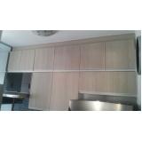 móveis planejados cozinha pequena preço Granja Olga