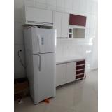 móveis planejados cozinha pequena valor Vila Santana