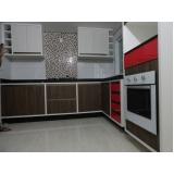 móveis planejados cozinha preço Condomínio Sinfonia
