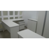 móveis planejados de escritório preço  Brotas