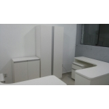 móveis planejados de escritório valor Condomínio Residencial Trivoli