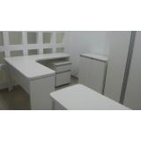 móveis planejados de escritorio