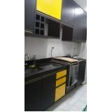 onde encontro cozinha planejada de apartamento Granja Olga