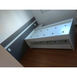 onde encontro móveis planejados para quarto Alumínio