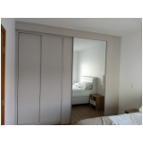 quanto custa armário planejado apartamento Parque Vitória Régia