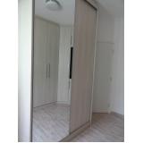 quanto custa armário planejado para apartamento pequeno Vila Haro