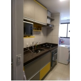 quanto custa cozinha planejada apartamento Vila Barão