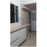 quanto custa cozinha planejada com balcão Capela do Alto