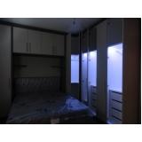 quanto custa dormitório planejado de casal Vila Gabriel